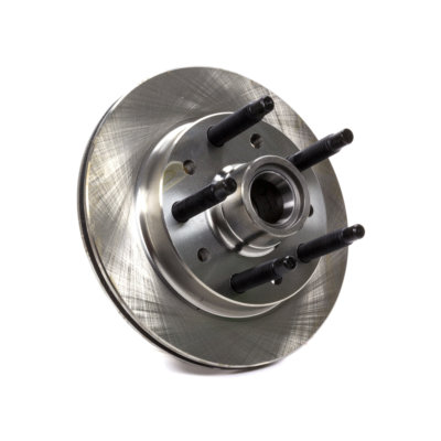 "Hybrid 10"" front rotor hub w/long Studs"