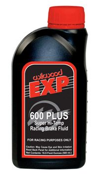 Wilwood Exp 600 Plus Hi Temp Brake Fluid