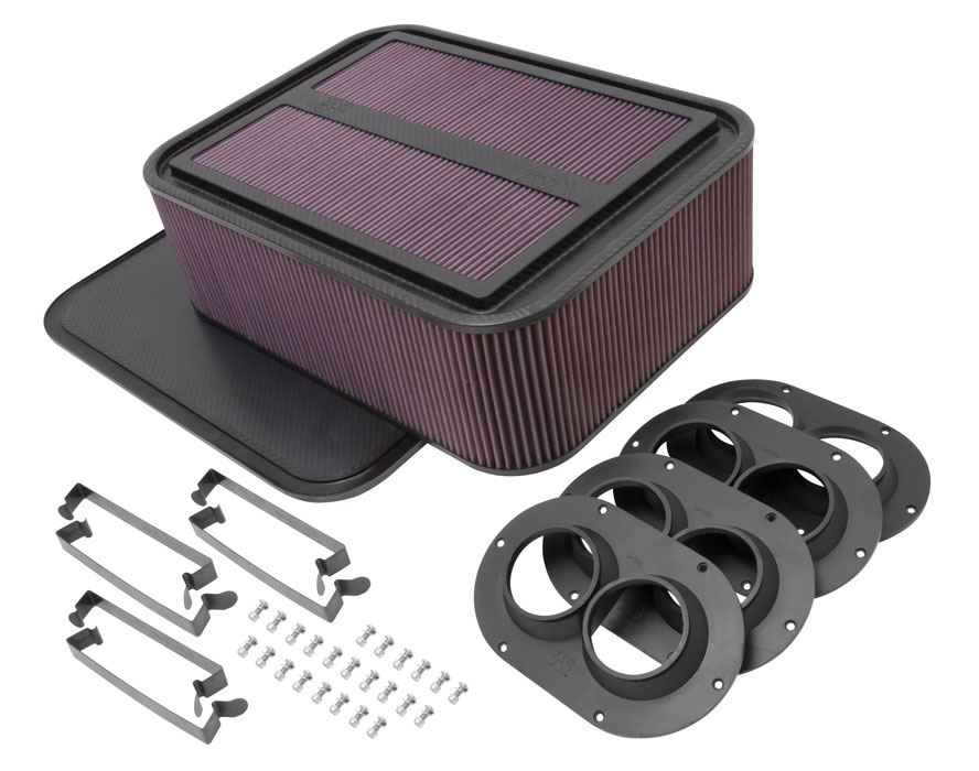 K&N Air Filter Kit