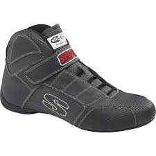 SIMPSON REDLINE SHOE GRAY/BLK