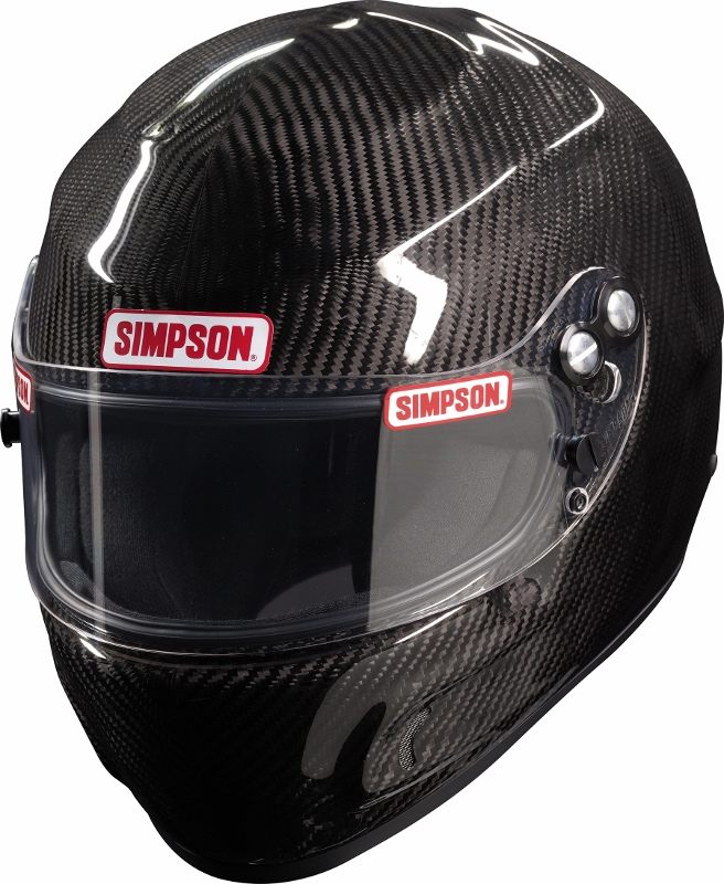 Simpson DEVIL RAY Carbon Fiber