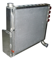 Triple X Sprint Cross Flow Radiator