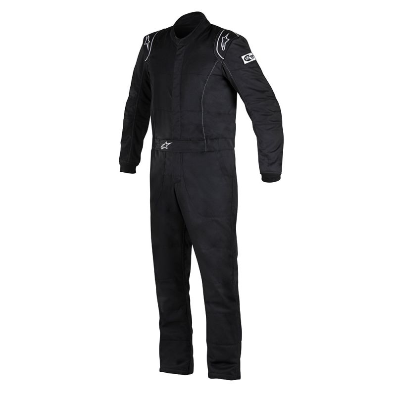 Alpinestars Knoxville 2 Layer Racing Suit Black