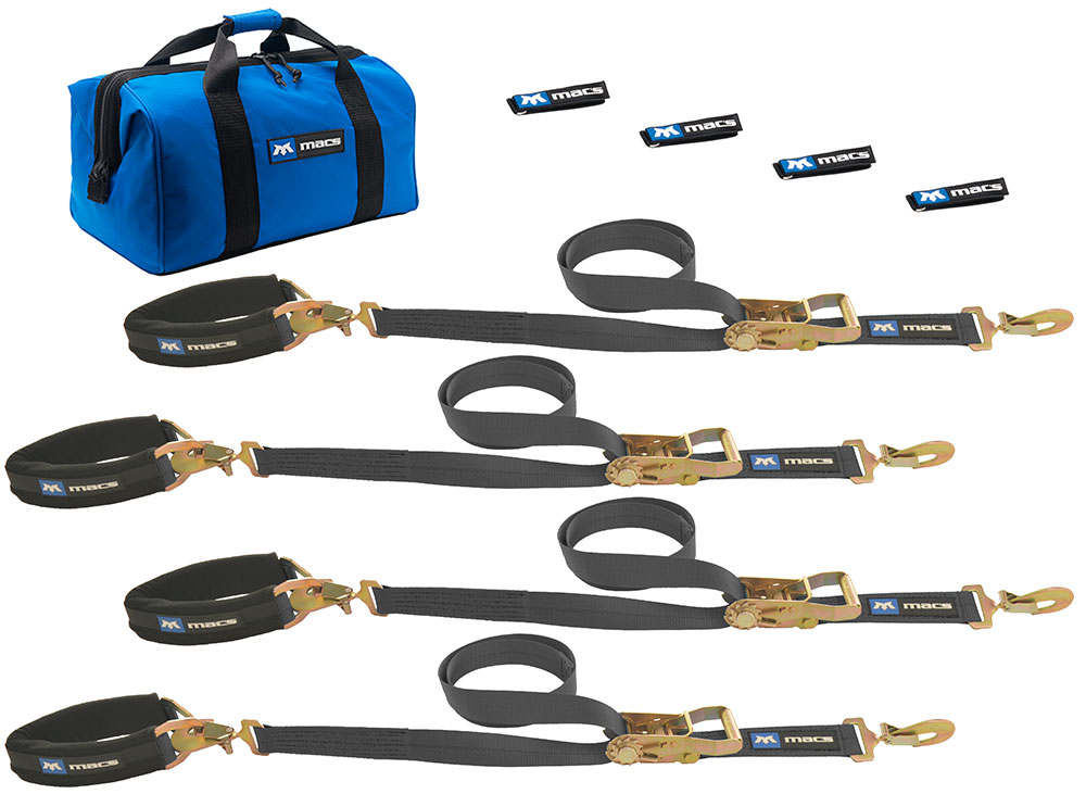 Macs Custom Tie Downs Pro Pack