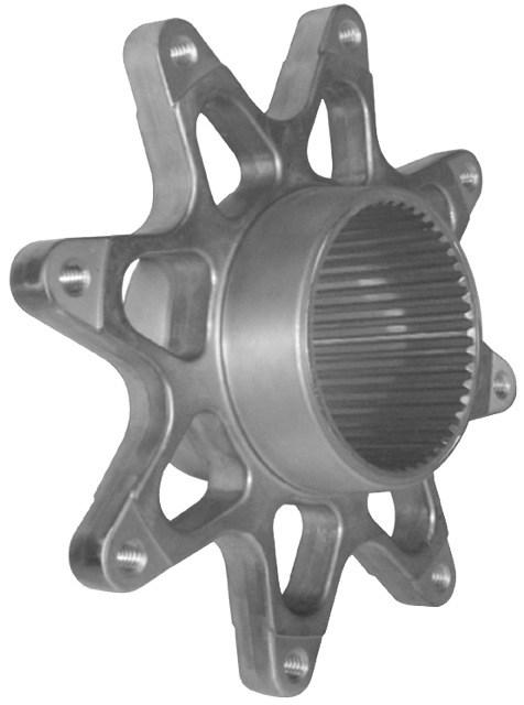 WINTERS Splined Floating Brake Hub
